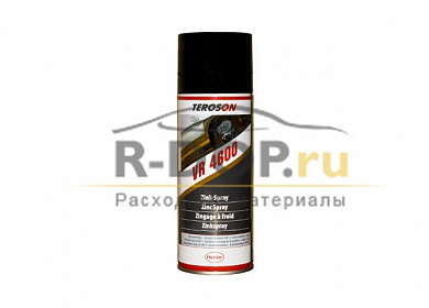 Цинковый спрей для точечной сварки Teroson Zink Spray 333170